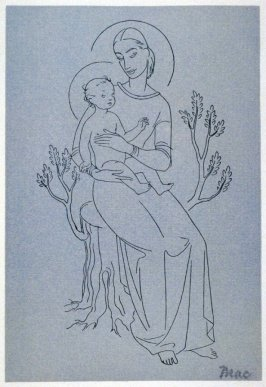 Christmas Carol: Madonna and Child