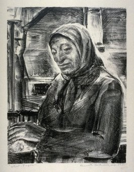 What - Paper (Newspaper Woman, New York City)