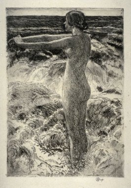 In the Surf, Easthampton