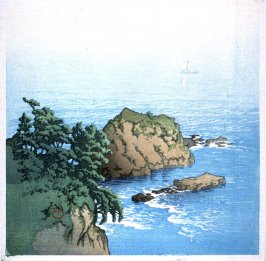 Sea Coast at Atami
