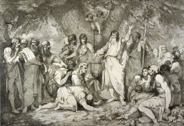 St. Paul Preaching to the Britons