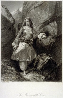 The Maiden of the Caves.