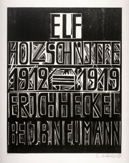 Title for: Elf Holzschnitte