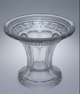 Base of a punch bowl