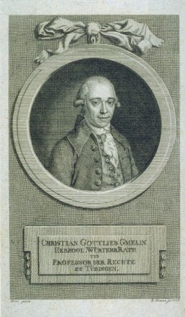 Christian Gottlieb Gmelin