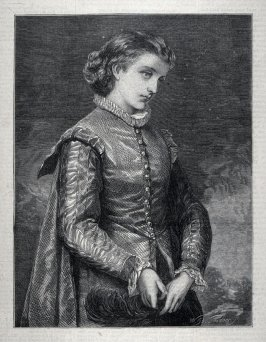 Viola - p.52 The Illustrated London News, 20 July 1872