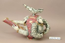 Tea time for Tales Told Teapot