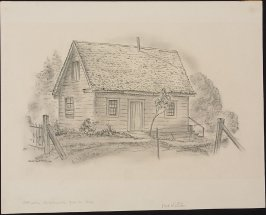 Old Cabin, Camptonville, Yuba County, California