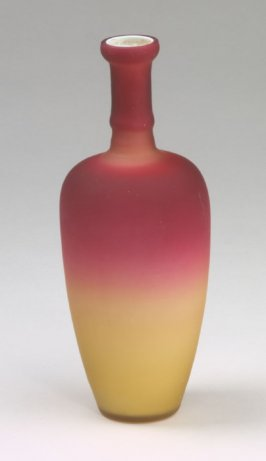 Vase and stand
