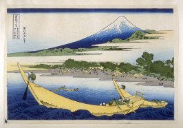 Ejiri Tagono-Ura - from 36 Views of Fuji