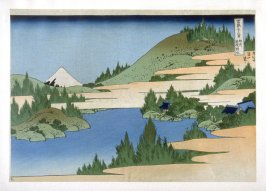 Soshu Hakone Kosui - from 36 Views of Fuji