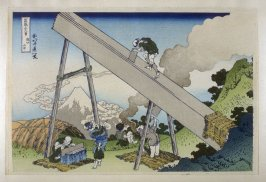 Totomi Sanshu - from 36 Views of Fuji