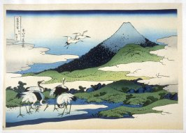Soshu Umezawa - from 36 Views of Fuji