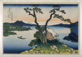Shinshu Suwako - from 36 Views of Fuji