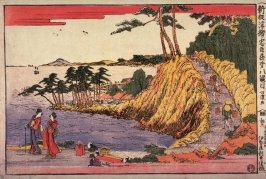 Act 8 (Hachidamme) from the series New Perspective Picturs of the Chushingura (Shimpan ukie chushingura)