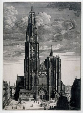 The Cathedral Church of Antwerp (copy)