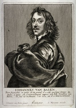 Self-Portrait of Johannes van Balen