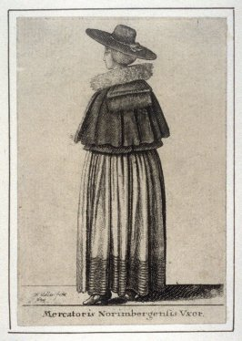 Merchant's Wife of Nurenburg