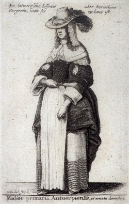 Antwerp Woman