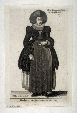 A Woman from Strassbourg