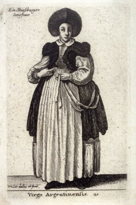 Woman from Strasbourg