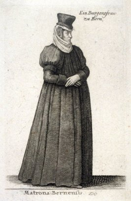 Burgher's Wife of Bern
