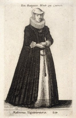 Wife of a Burgher of Zürich