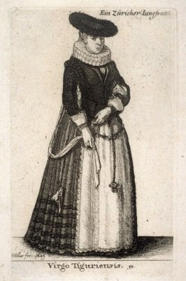 Young Lady from Zürich
