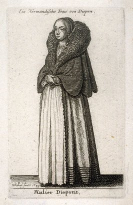 Woman from Dieppe