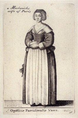 Labourer's Wife from Paris