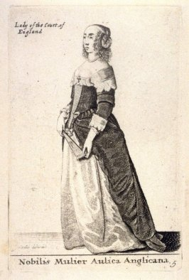 Lady at the English Court