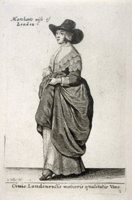 Merchant's Wife from London