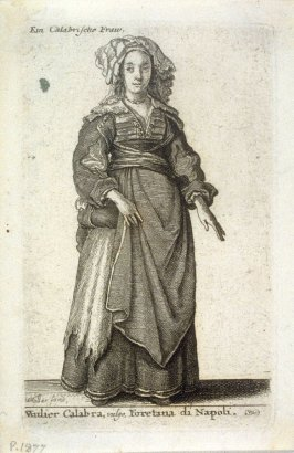A Woman from Calabria