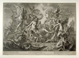 Allegory of the Peace of Westphalia, 1648