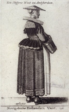 A Dutch Sailor's Wife