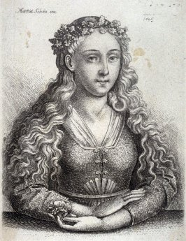 The Woman with the Wreath of Oak Leaves