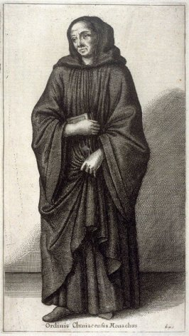Ordinis Cluniacensis Monachus (Monk of the order Cluny)