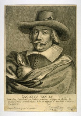 Portrait of Jacob van Es