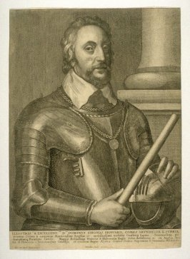 Thomas Howard, Earl of Arundel, from The Iconography