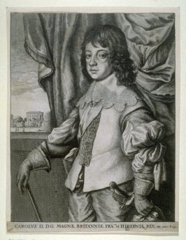 Charles, Prince of Wales, from The Iconography