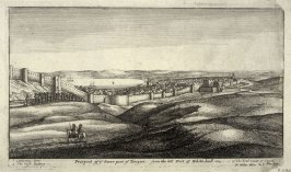 Prospect of the Lower Part of Tangier