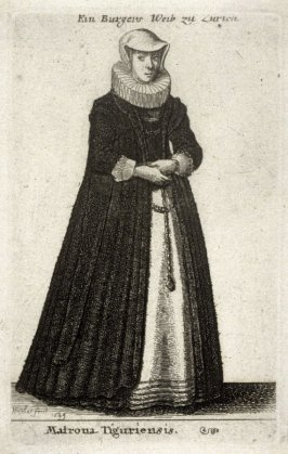The Wife of a Burgher from Zürich