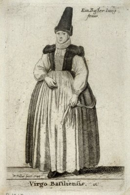 A Young Woman from Basel