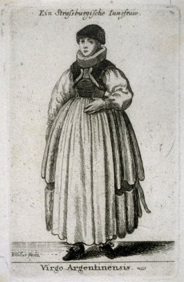 A Young Woman from Strassbourg