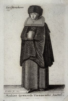 Woman from Vienna - 1636
