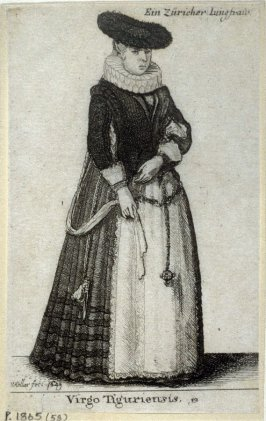 A Young Lady from Zürich