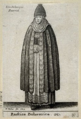 Peasant Woman from Bohemia