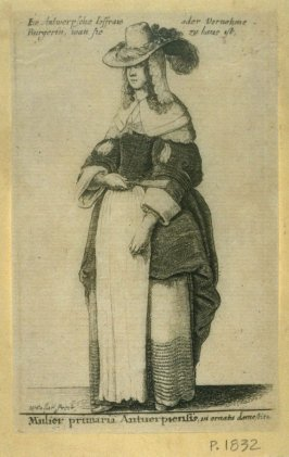 A Young Lady from Antwerp