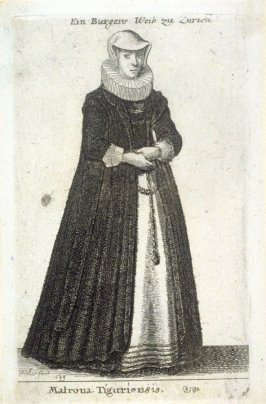 Burgher's Wife of Zurich