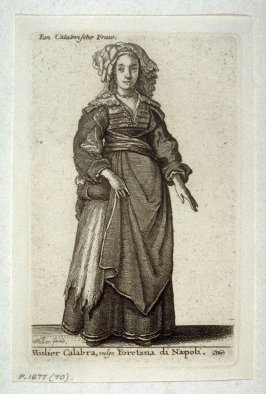 Woman from Calabria